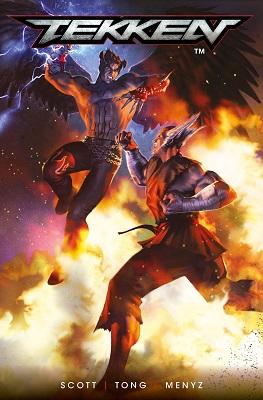 Tekken: Volume 1: Blood Feud TP