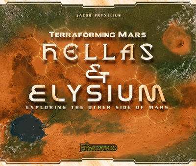 Terraforming Mars: Hellas and Elysium Expansion