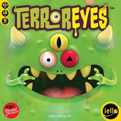 TerrorEyes Card Game
