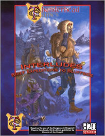 D20: Interludes: Brief Expeditions to Bluffside - USED