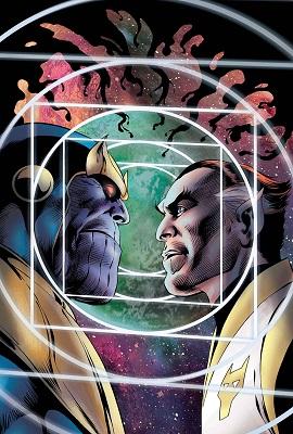 Thanos: Infinity Siblings HC