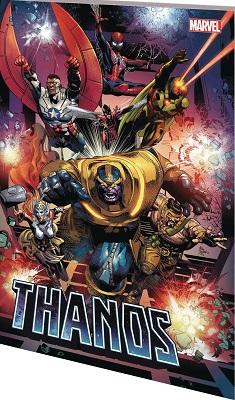 Thanos: Volume 2: God Quarry TP