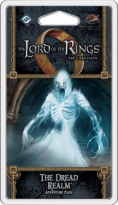 The Lord of the Rings the Card Game: The Dread Realm Adventure Pack