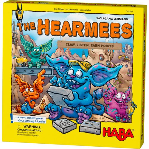 The Hearmees Card Game
