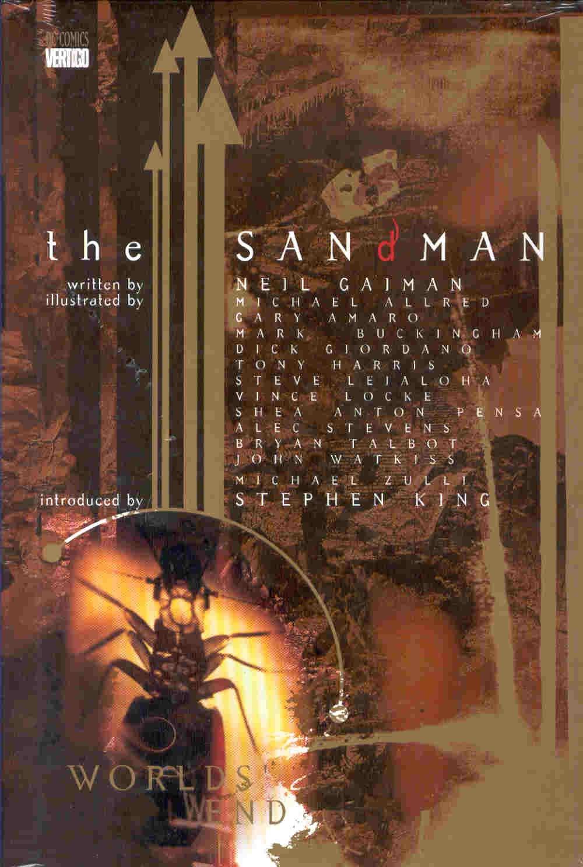 The Sandman: Volume 8: Worlds End HC - Used
