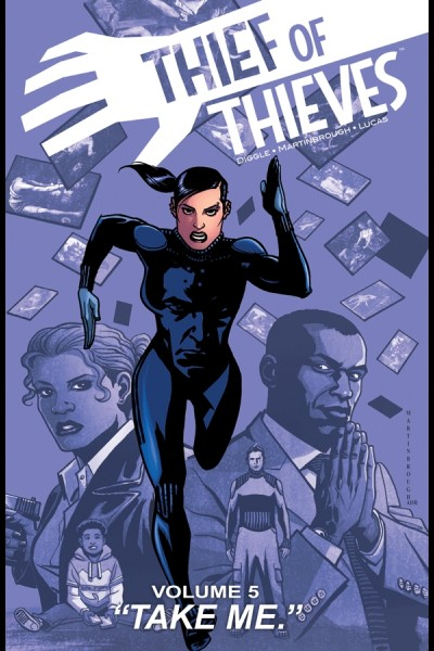 Thief of Thieves: Volume 5 TP (MR)