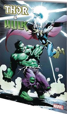 Thor and Hulk Digest TP