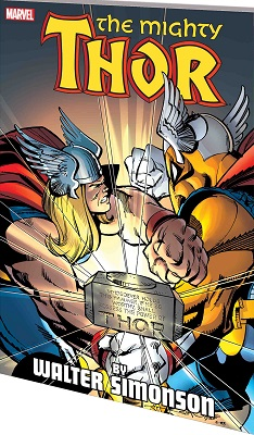 Mighty Thor by Walter Simonson: Volume 1 TP