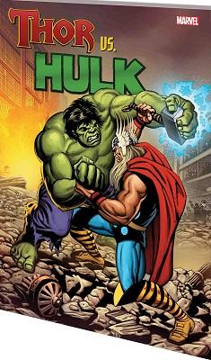 Thor Vs Hulk TP