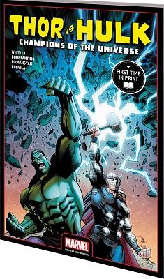 Thor Vs Hulk: Champions of the Universe TP