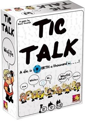 Tic Talk Board Game