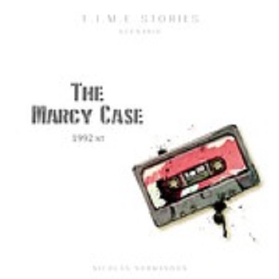 Time Stories: The Marcy Case Expansion - USED - By Seller No: 211 Jaime Kennedy