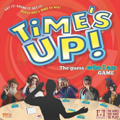 Times Up: Deluxe Edition