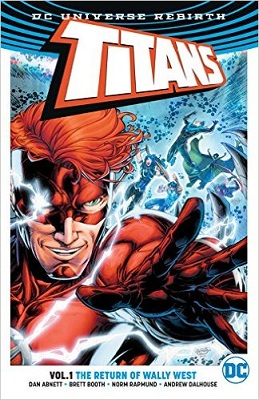Titans: Volume 1: The Return of Wally West TP