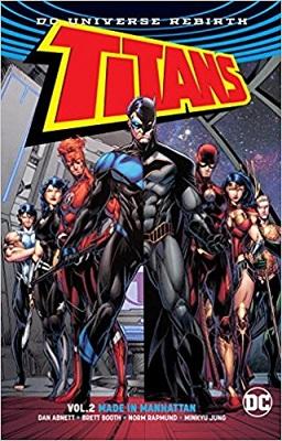 Titans: Volume 2: Made In Manhattan TP