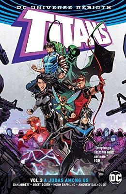 Titans: Volume 3: A Judas Among Us TP