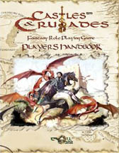 Castles and Crusades: Fantasy Role Playing Game: Players Handbook 2nd ed HC - Used
