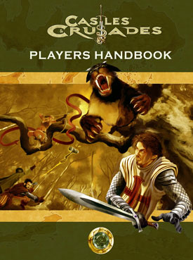 Castles and Crusades: Players Handbook - Used