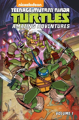 Teenage Mutant Ninja Turtles: Amazing Adventures: Volume 1 TP