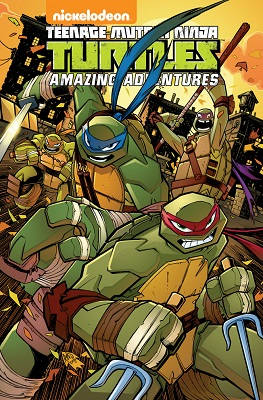 Teenage Mutant Ninja Turtles: Amazing Adventures: Volume 2 TP