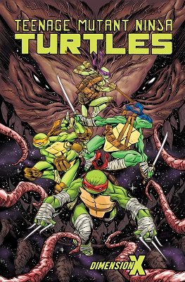 Teenage Mutant Ninja Turtles: Dimension X TP