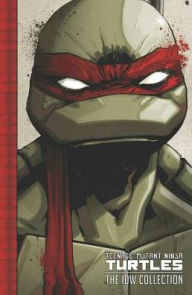 Teenage Mutant Ninja Turtles: The IDW Collection: Volume 1 HC