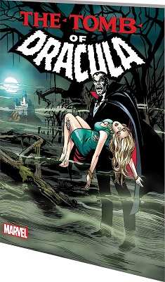 Tomb of Dracula Complete Collection: Volume 1 TP