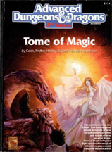 Dungeons and Dragons 2nd ed: Tome of Magic - Used