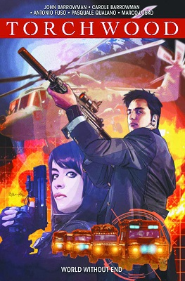 Torchwood: Volume 1: World Without End TP