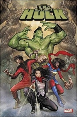 Totally Awesome Hulk: Volume 3: Big Apple Showdown TP