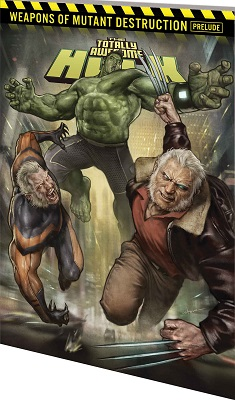 Totally Awesome Hulk: Volume 4: My Best Friends Are Monsters TP