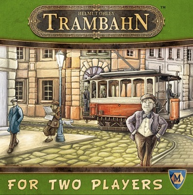 Trambahn Board Game