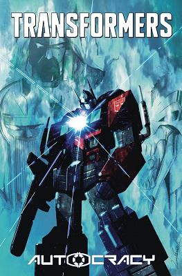 Transformers: Autocracy Trilogy TP