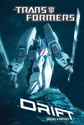 Transformers Drift: Origins and Empires TP