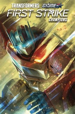 Transformers GI Joe First Strike Champions TP
