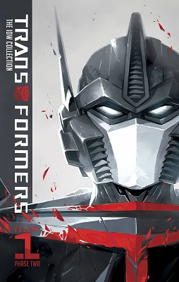 Transformers: The IDW Collection: Volume 1 HC