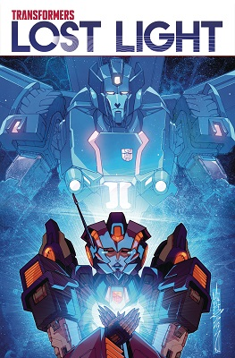 Transformers: Lost Light: Volume 2 TP