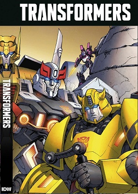 Transformers: Robots In Disguise: TP Box Set