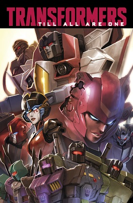 Transformers: Till All Are One: Volume 1 TP