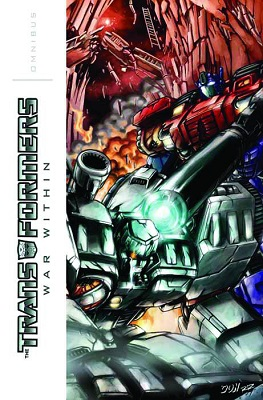 Transformers: War Within Omnibus TP