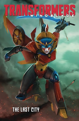 Transformers Windblade: The Last City TP