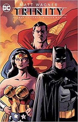 Trinity: Batman, Superman, and Wonder Woman TP