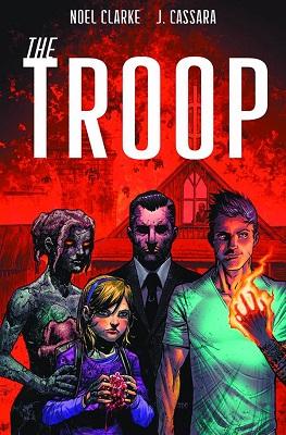 The Troop (2015) Complete Bundle - Used