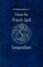 Dungeons and Dragons 2nd ed: Volume One: Priests Spell Compendium