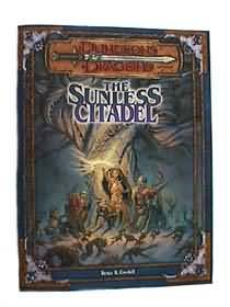 Dungeons and Dragons 3rd ed: the Sunless Citadel - Used
