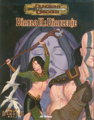 Dungeons and Dragons 3.5 ed: Diablo II: Diablerie