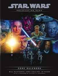 Star Wars: Roleplaying Game: Core Rulebook - Used
