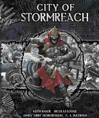 Dungeons and Dragons 3.5 ed: Eberron: City of Stormreach