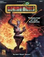 Gamma World: Treasures of the Ancients - Used
