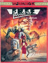 Top Secret/S.I.: F.R.E.E.Lancers - Used